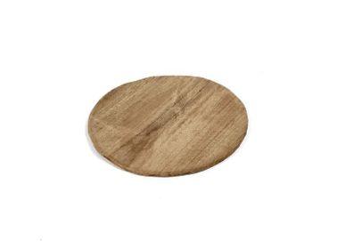Kitchen utensils - Wooden plate d.24 - SEMPRE LIFE