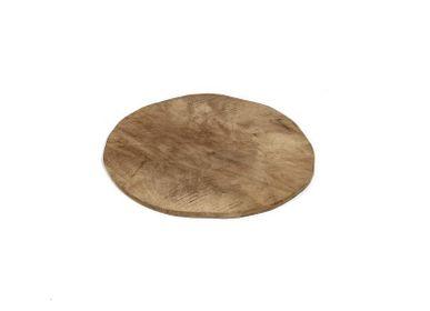 Kitchen utensils - Wooden plate d.27 - SEMPRE LIFE