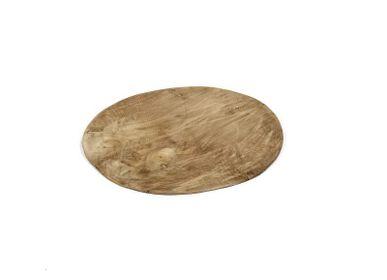 Ustensiles de cuisine - Assiette en bois d.32 - SEMPRE LIFE