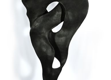 Unique pieces - Black Sculpture II - AZEN
