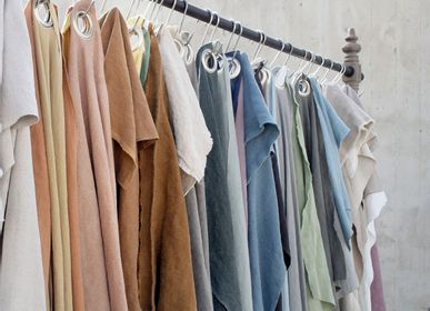 Fabrics - stonewashed linen fabrics by meter - ML FABRICS