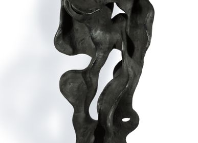 Unique pieces - Black Sculpture XI - AZEN