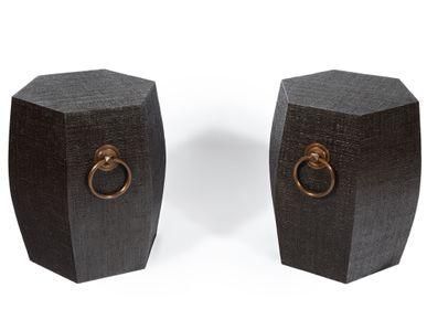Tabourets - Bronze Stool IV - AZEN