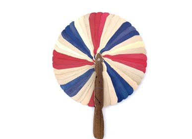 Travel accessories - MULTICOLOR Fan - SARANY SHOP