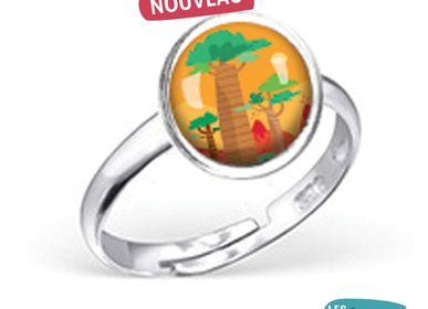 Bijoux - Bague Les Minis Baobab - LES MINIS D'EMILIE FIALA