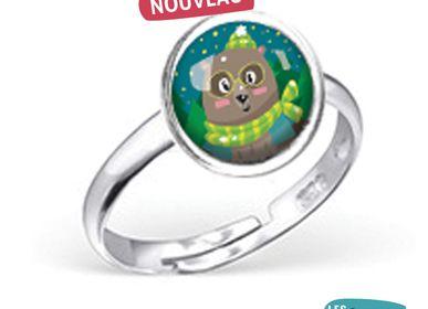 Bijoux - Bague Les Minis Ours - LES MINIS D'EMILIE FIALA