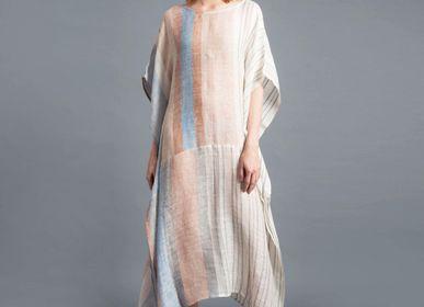 Ready-to-wear - Lucien linen kaftan - SADHU HANDMADE NATURALS