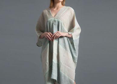 Ready-to-wear - Zoe linen kaftan - SADHU HANDMADE NATURALS