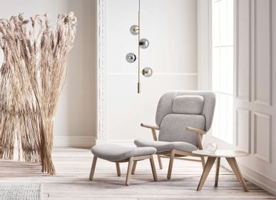 Armchairs - Cosh Armchair with High Back - BOLIA.COM