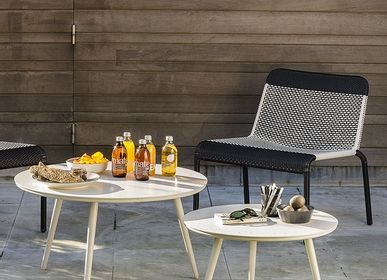 Lawn armchairs - TOBAGO garden armchair - KOK MAISON