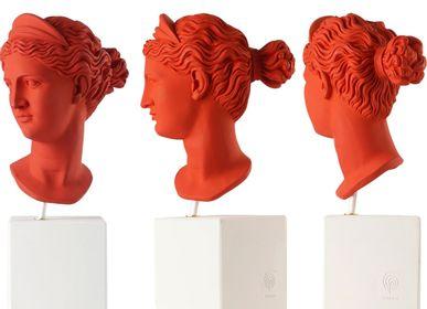 Sculptures / statuettes / miniatures - Statue tête d'Artémis - SOPHIA ENJOY THINKING