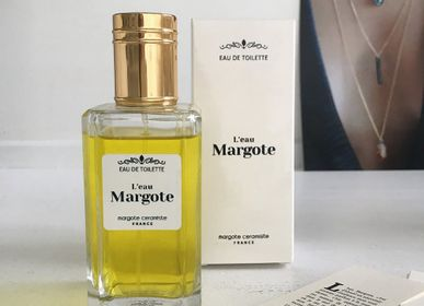 Fragrance for women & men - EAU DE TOILETTE MARGOTE - MARGOTE CERAMISTE