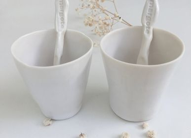 Mugs - SET OF TWO CUPS - MARGOTE CERAMISTE