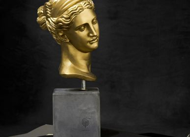 Sculptures, statuettes and miniatures - Artemis head statue - SOPHIA ENJOY THINKING