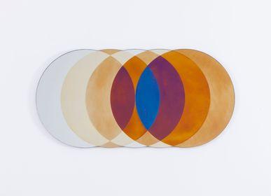 Mirrors - Circle Transience mirror - TRANSNATURAL