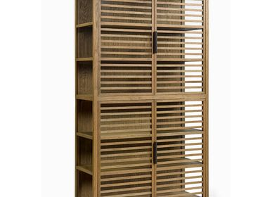 Armoires - GARDE-ROBE FD24050-NAT - CRISAL DECORACIÓN