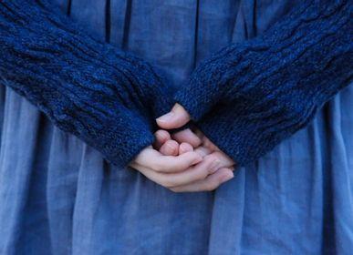 Chaussettes - WOOL HAND WARMAERS - NISHIGUCHI KUTSUSHITA