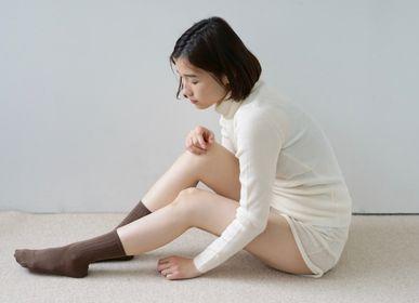 Chaussettes - SILK SMOOTH SOCKS - HAKNE