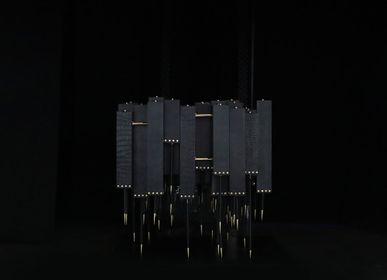 Unique pieces - Augur Installation - MADHEKE