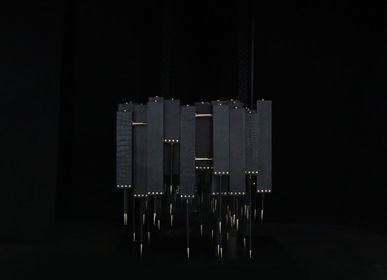 Pièces uniques - Installation Augur - MADHEKE