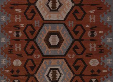 Design - dhurrie de laine - AZMAS RUGS