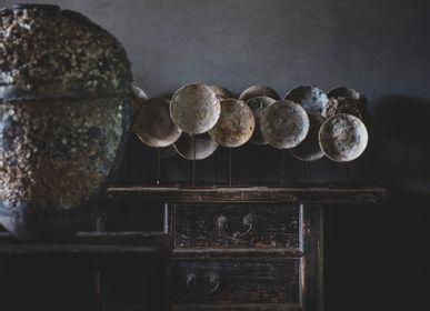Céramique - Assiettes de la dynastie Ming - ATMOSPHÈRE D'AILLEURS