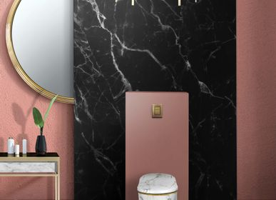 Decorative objects - Marble stone toilet - ARTOLETTA.EU
