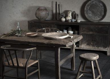 Tables - Sélection dans notre showroom parmi 10.000 pièces uniques anciennes - ATMOSPHÈRE D'AILLEURS