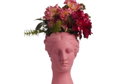 Vases - Vase Hygeia Head - SOPHIA ENJOY THINKING