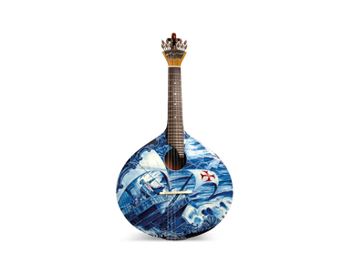 Decorative objects - Adamastor Guitar - MALABAR
