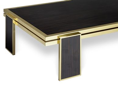 Coffee tables - JAMES COFFEE TABLE - DUISTT