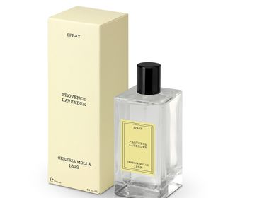 Parfums d'intérieur - Premium Spray 100 ml. Lavande de Provence - CERERIA MOLLA 1899 CANDLES