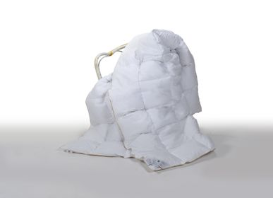 Comforters, pillows - Duvet ICEBERG Winter*** 220x240 100%W.G.D. FP850 - CINELLI PIUME E PIUMINI SRL