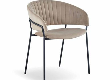 Chairs for hospitalities & contracts - CHAIR ORISA-B - CRISAL DECORACIÓN