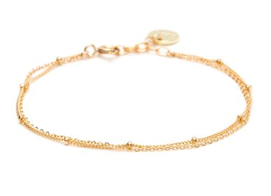 Jewelry - Double Stella Bracelet - YAY PARIS