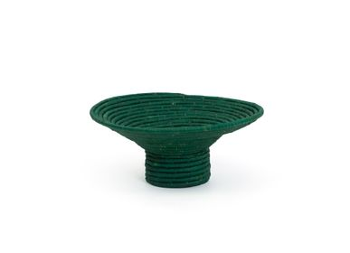 Decorative objects - Forest Bud Pedestal Bowl - ALL ACROSS AFRICA + KAZI
