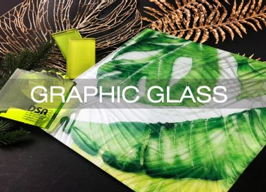 Verre d'art - Graphic Glass - DSA ART GLASS (HONG KONG)