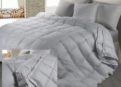 Comforters, pillows - Duvet SOFFIO WINTER **** 220x240 100% W.G.D. F.P.800 - CINELLI PIUME E PIUMINI SRL