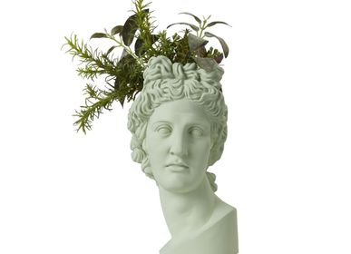 Vases - Vase Apollo Head - SOPHIA ENJOY THINKING