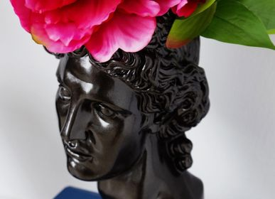 Vases - Vase Apollo Head - SOPHIA ENJOY THINKING