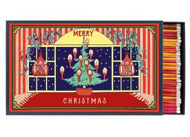 Gift - Boîtes d'allumettes géantes - ARCHIVIST GALLERY