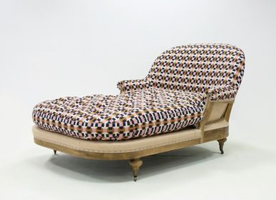 Settees - Victoria XL Essence | Chaise Longue - CREARTE COLLECTIONS