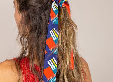 Accessoires cheveux - Accessoires cheveux en soie - L'INDOCHINEUR PARIS HANOI