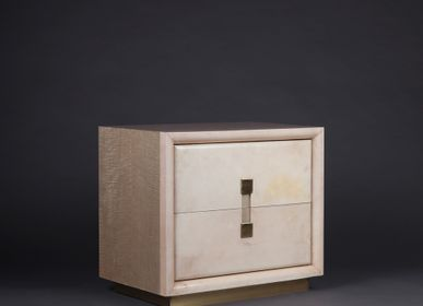 Night tables - Rosa Bed Side Table - MADHEKE