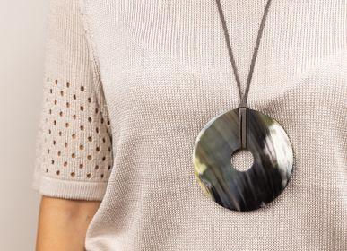 Jewelry - Natural Horn Pendants - L'INDOCHINEUR PARIS HANOI