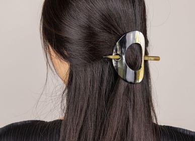 Accessoires cheveux - Accessoires cheveux en corne - L'INDOCHINEUR PARIS HANOI