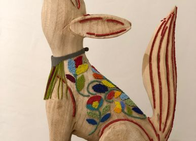Design objects - Coyote Sculpture  - WOLOCH COMPANY