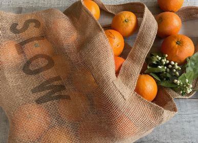 Decorative objects - LIVE SLOW The 100% natutrel shopping bag - &ATELIER COSTÀ