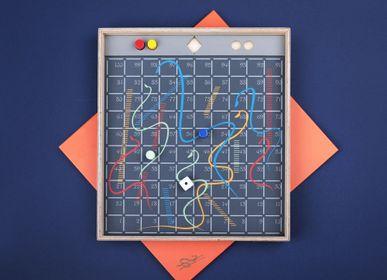 Jeux - Serpents et échelle Prisma - TAAMAA