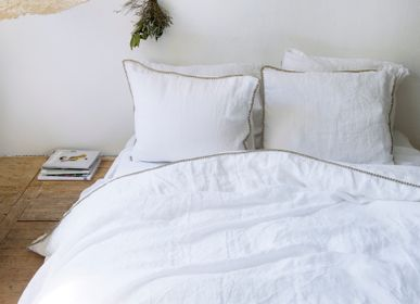 Bed linens - Felice duvet cover  - PASSION FOR LINEN